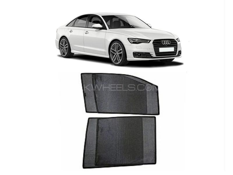 Sun Shades For Audi A6 2011-2020 Image-1