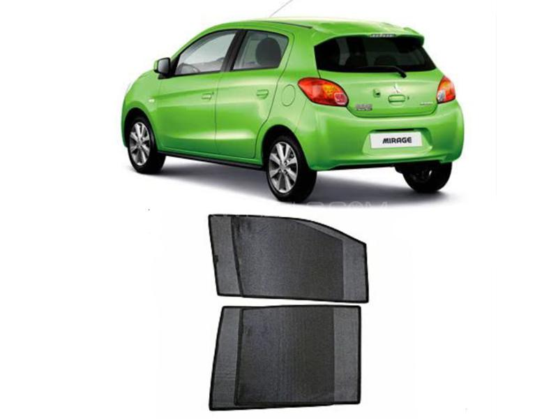 Sun Shades For Mitsubishi Mirage 2012-2020 in Karachi