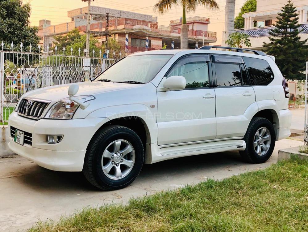 Toyota Prado TZ 3.4 2003 Image-1
