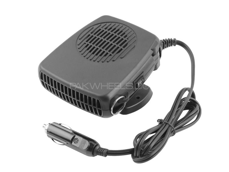 Car Portable 12v Electric Heater Fan in Lahore