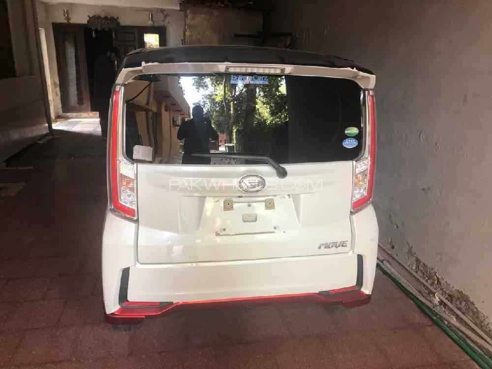 Daihatsu Move Custom RS SA 2014 Image-1