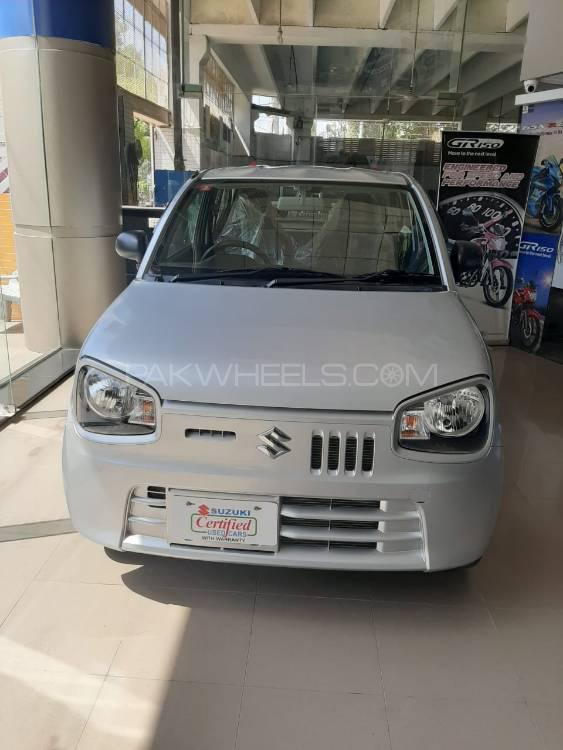 Suzuki Alto VX 2020 Image-1