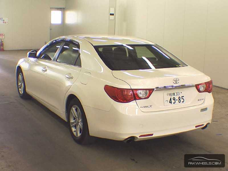 Toyota Mark X 250g S Package 2011 For Sale In Lahore