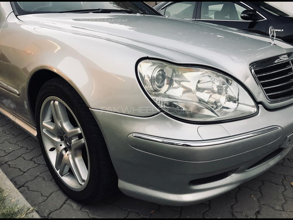 Mercedes Benz S Class S 320 2002 Image-1