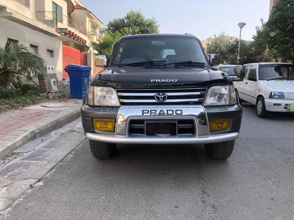 ٹویوٹا پراڈو TX 3.0D 1996 Image-1
