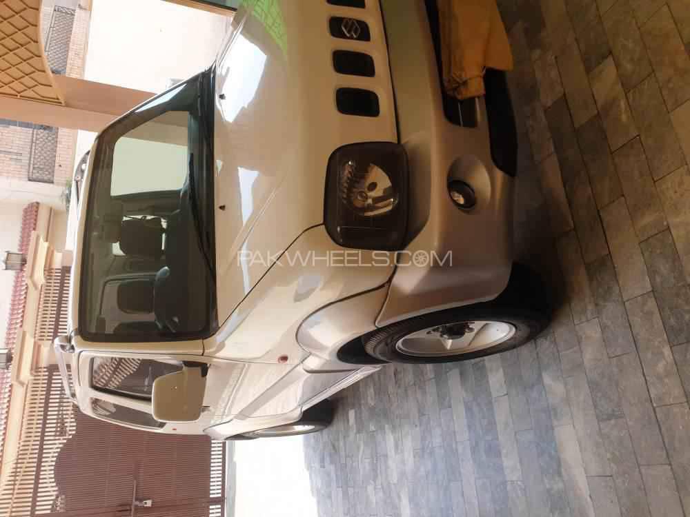 Suzuki Jimny JLDX 2001 Image-1