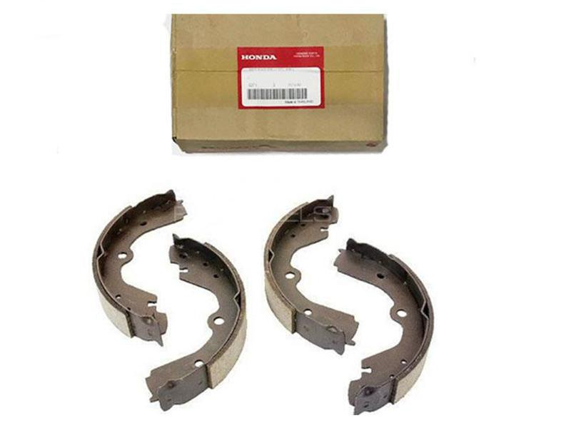 Honda Genuine Rear Brake Shoe For Honda City 2003-2006 Image-1