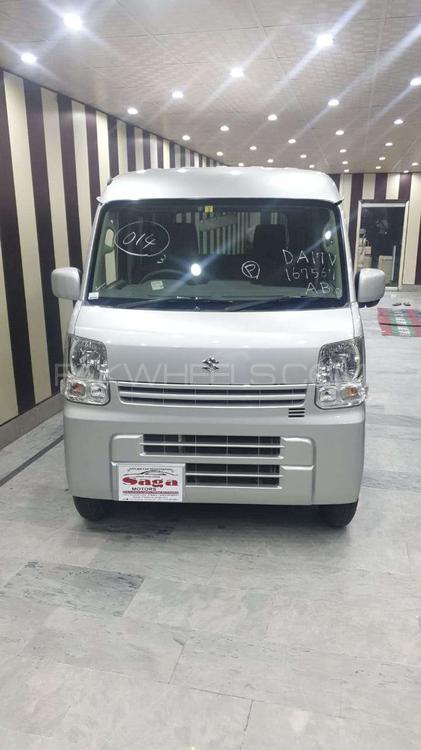 Suzuki Every Join 2016 Image-1