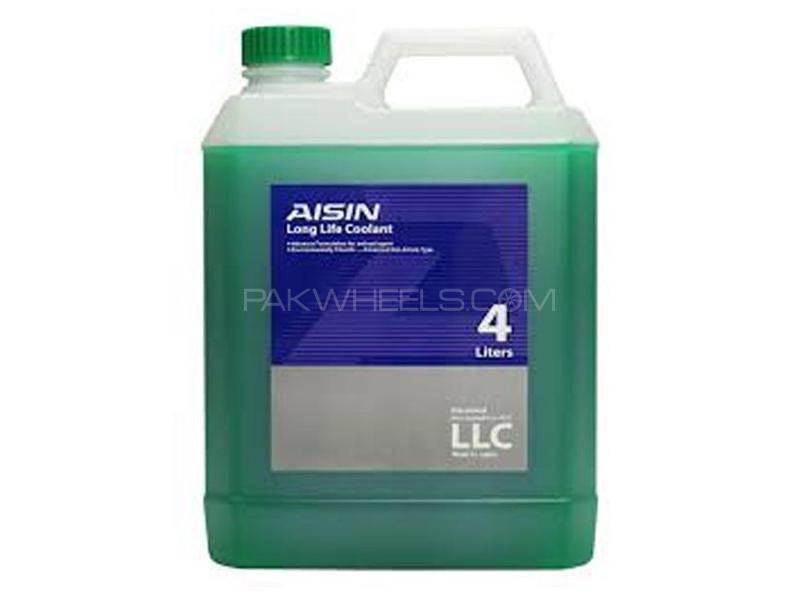 Aisin Coolant Green - 4L Image-1