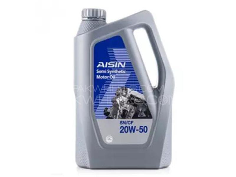 Aisin Engine Oil 20W-50 - 3L Image-1