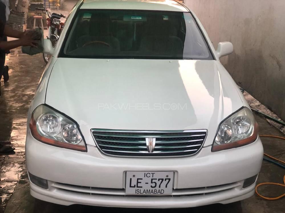 Toyota Mark II Grande 2.5 2003 Image-1