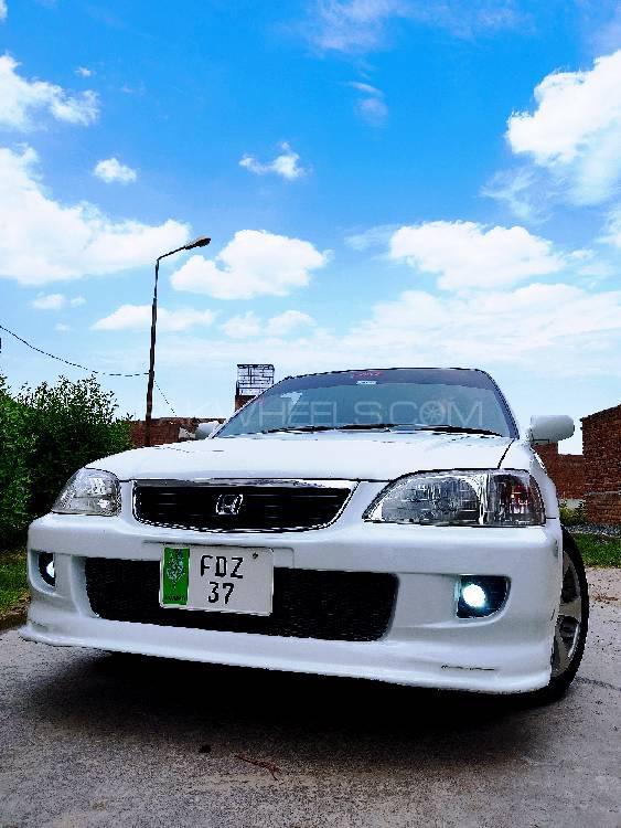 ہونڈا سِٹی EXi S 2002 Image-1