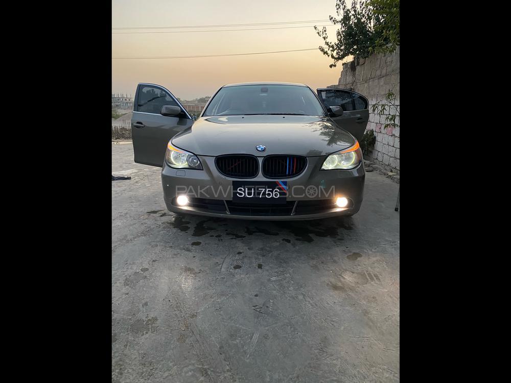 BMW / بی ایم ڈبلیو 5 سیریز 530d 2004 Image-1