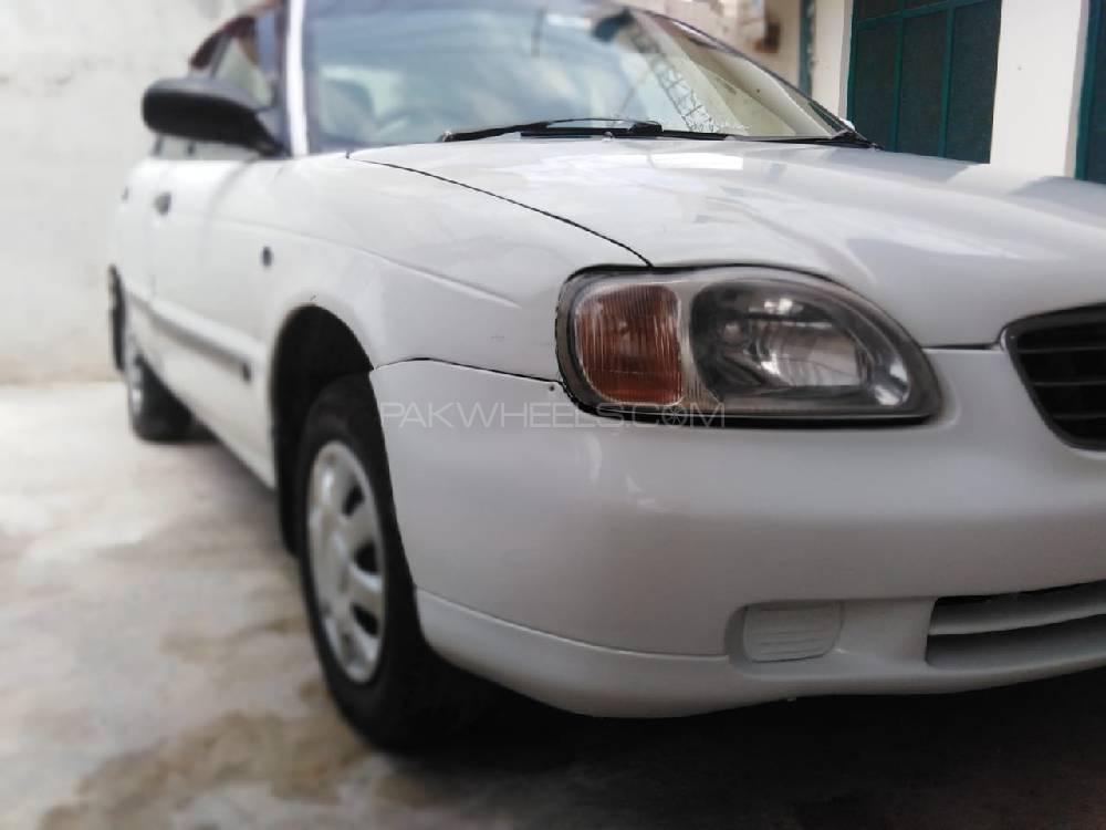 Suzuki Baleno JXR 2002 Image-1