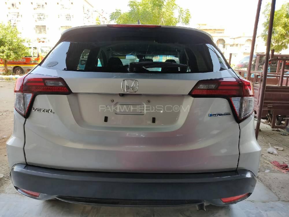 Honda Vezel Hybrid X Honda Sensing 2015 Image-1