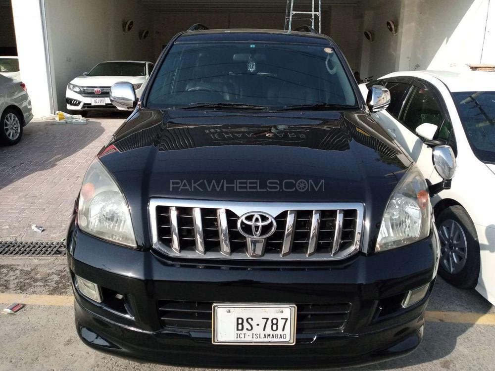 Toyota Prado TX 4.0 2008 Image-1