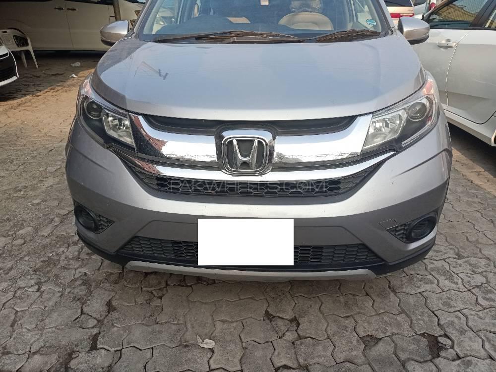 Honda BR-V i-VTEC MT 2020 Image-1