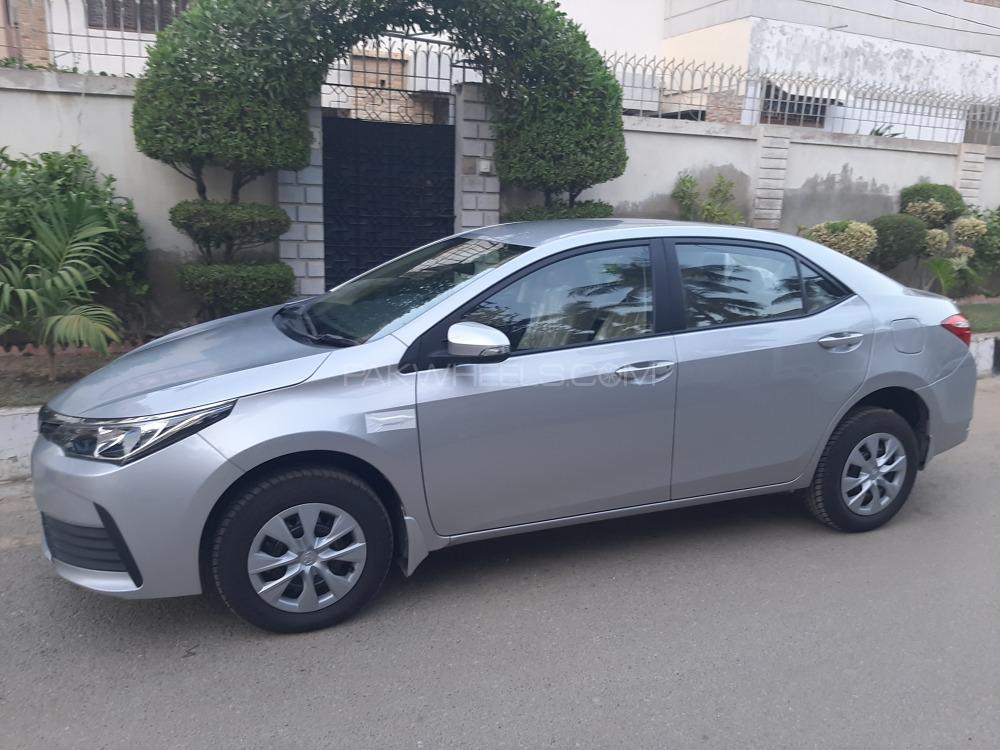 Toyota Corolla XLi VVTi 2020 Image-1