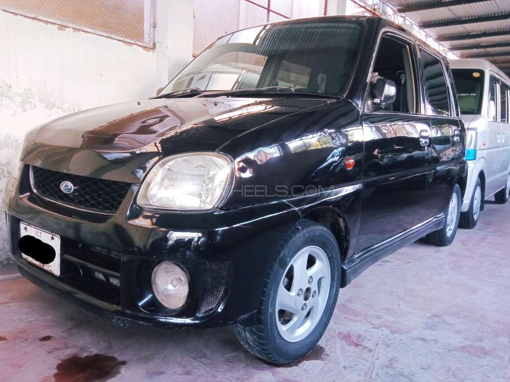 سوبارو پلیو A 2001 Image-1