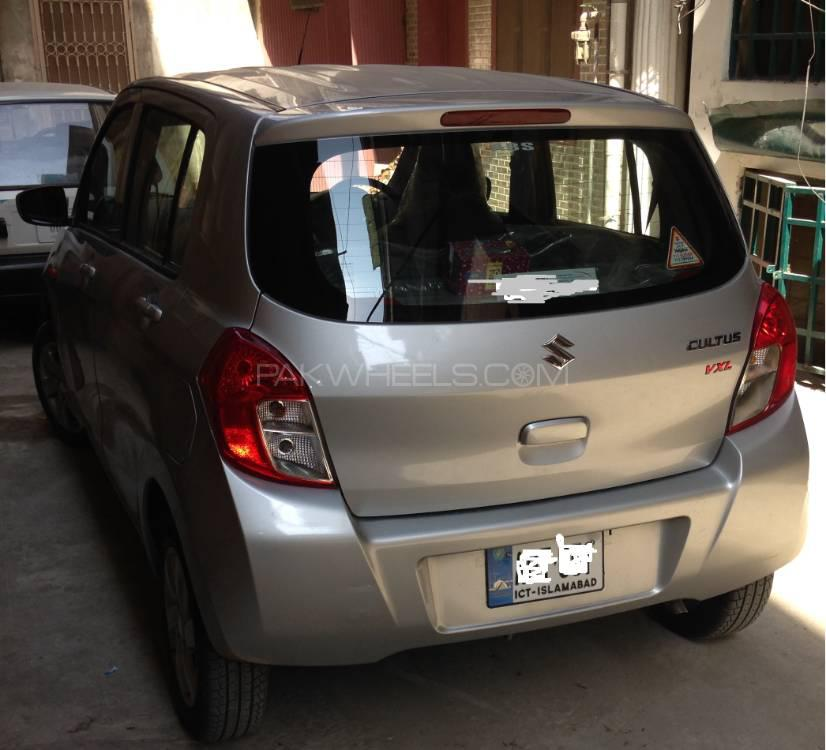 Suzuki Cultus VXL 2020 Image-1