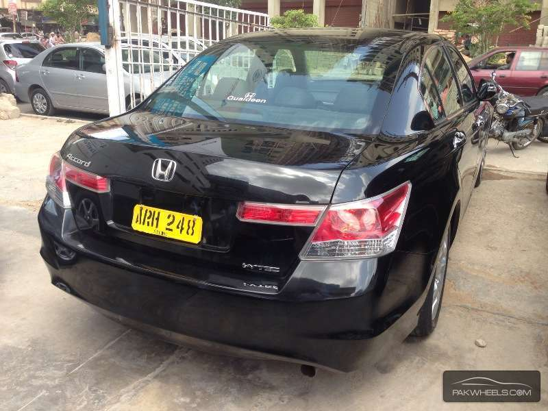 Honda Accord IL For Sale In Karachi PakWheels - Accord for sale