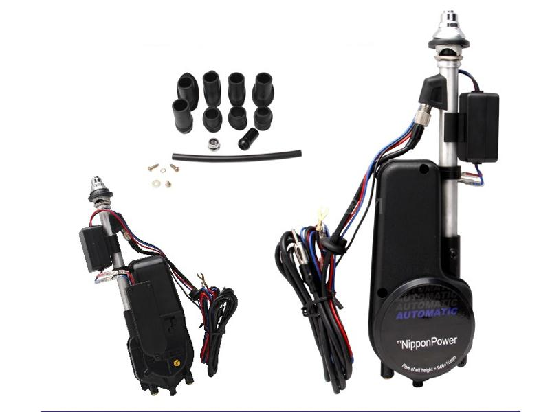Car Universal Automatic Radio Antenna Nippon  Image-1