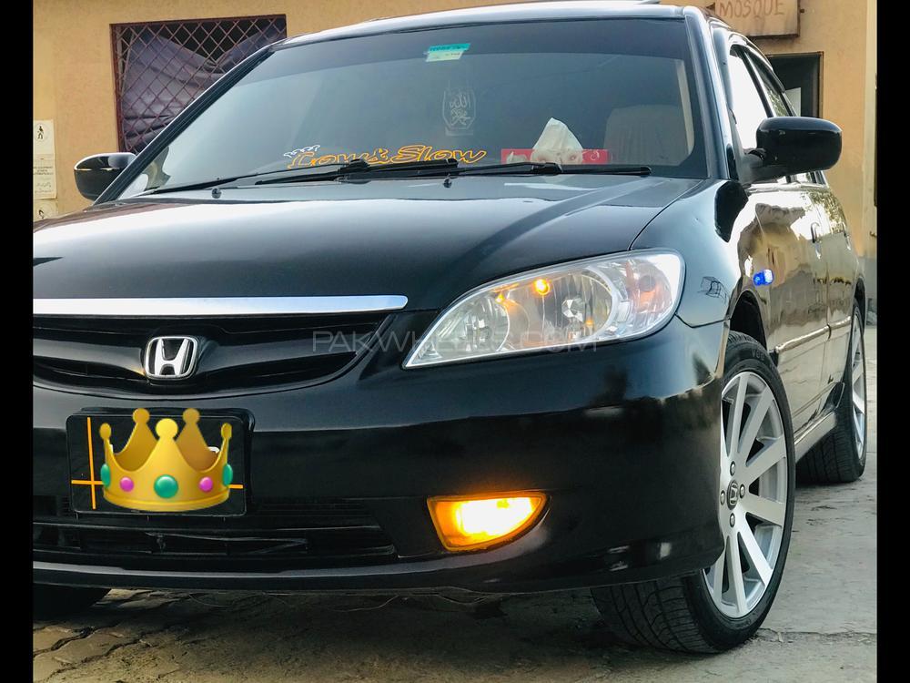Honda Civic VTi Oriel UG Prosmatec 1.6 2005 Image-1