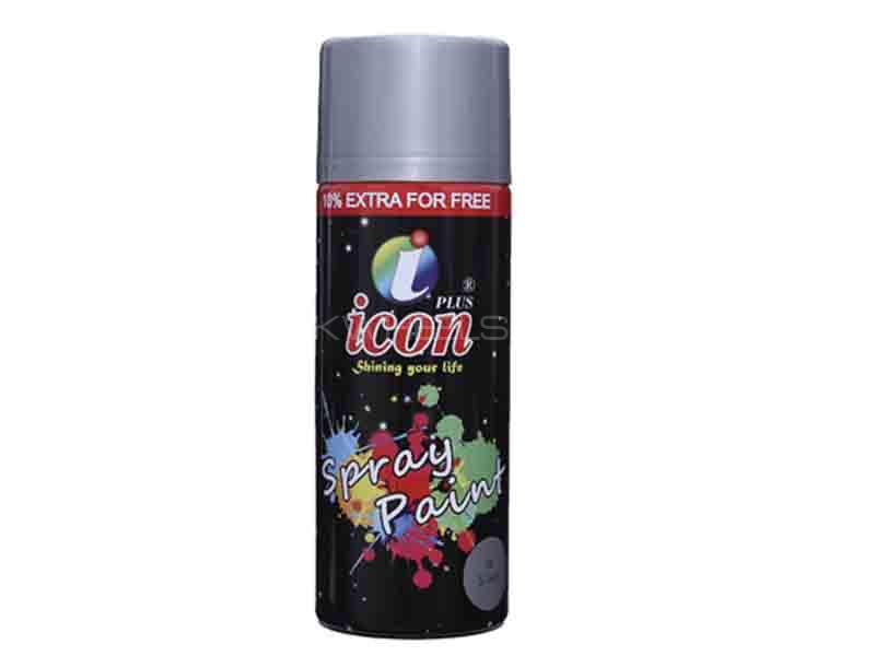 Icon Spray Paint - Chrome Image-1