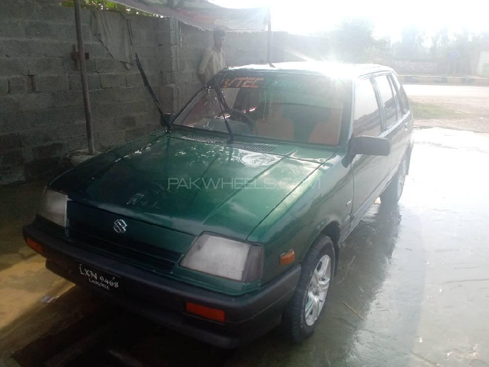 Suzuki Khyber Limited Edition 2000 Image-1