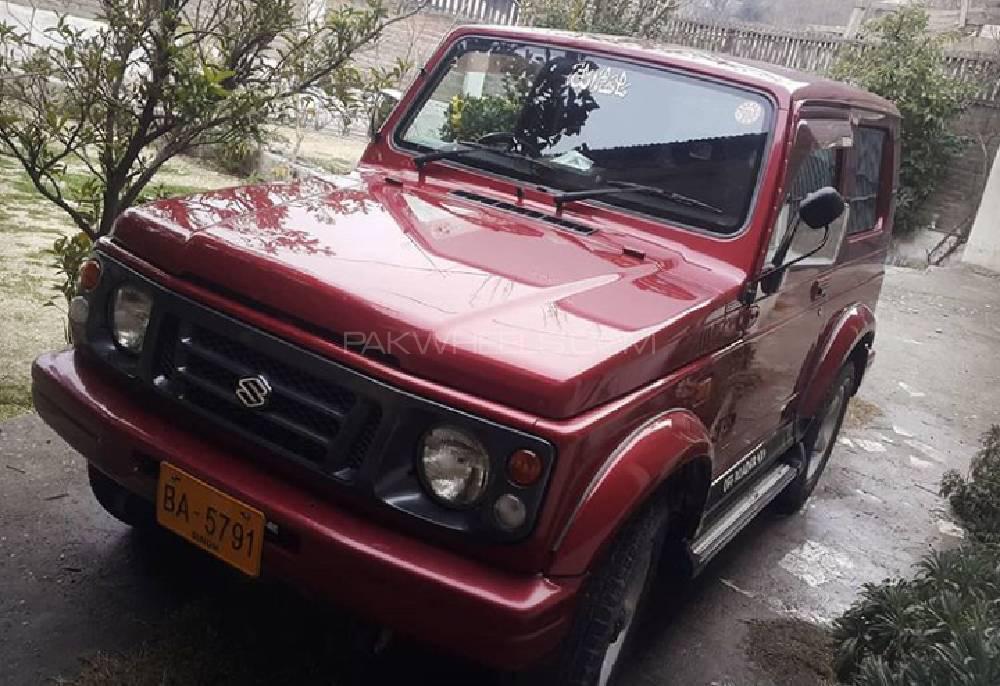 Suzuki Samuari 1997 Image-1