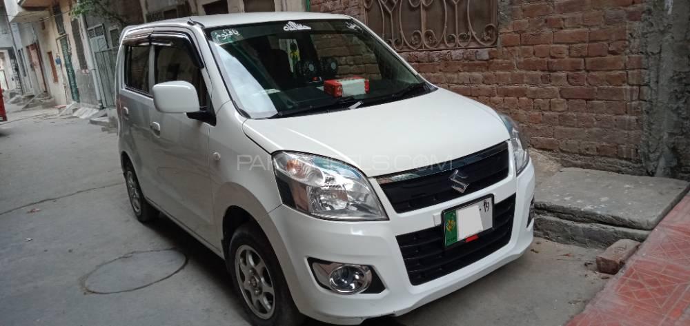 Suzuki Wagon R VXL 2019 Image-1