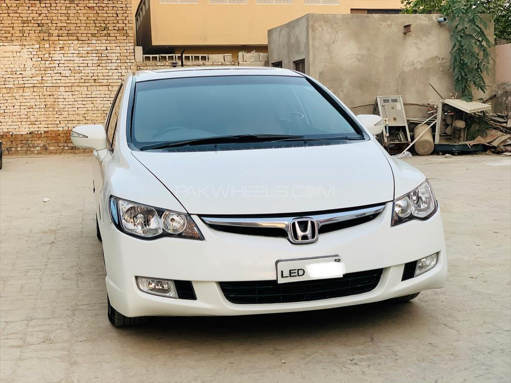 Honda Civic VTi Oriel 1.8 i-VTEC 2012 Image-1