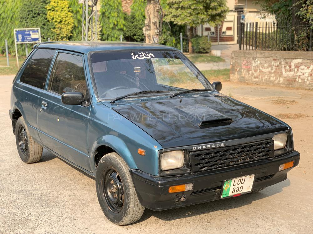 Daihatsu Charade DeTomaso 1983 Image-1