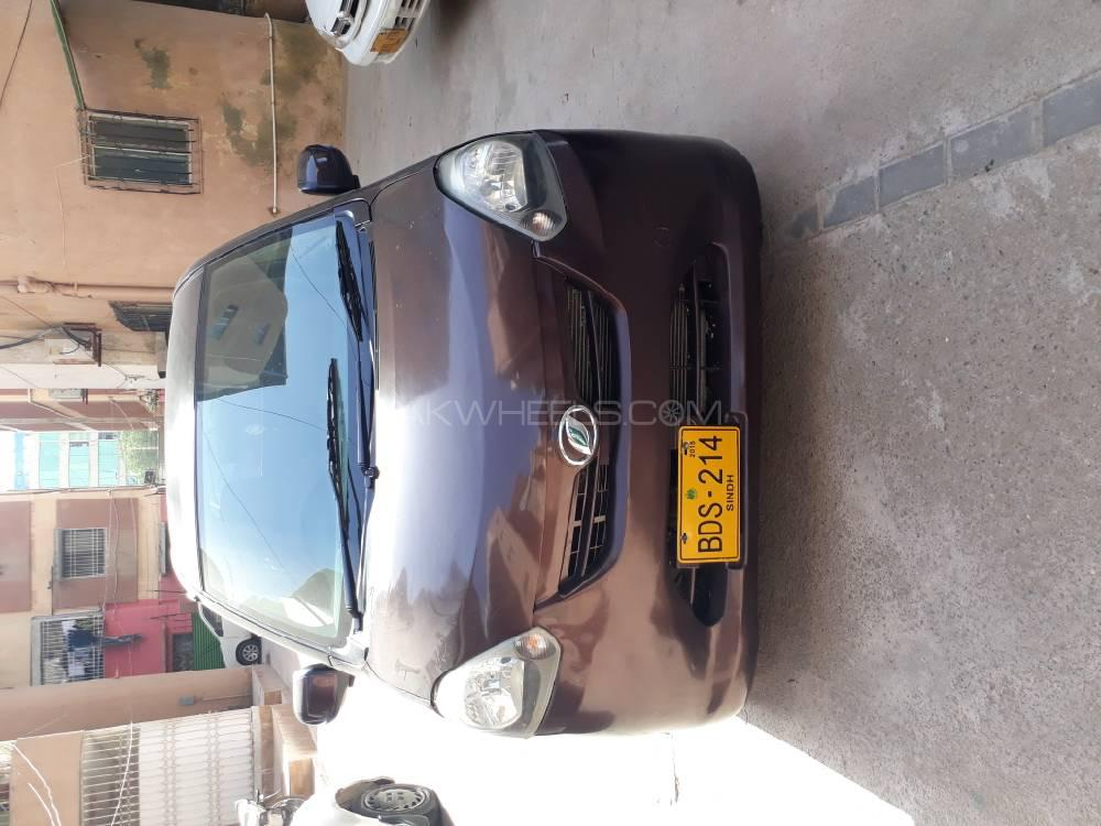 Daihatsu Mira X SA 2012 Image-1