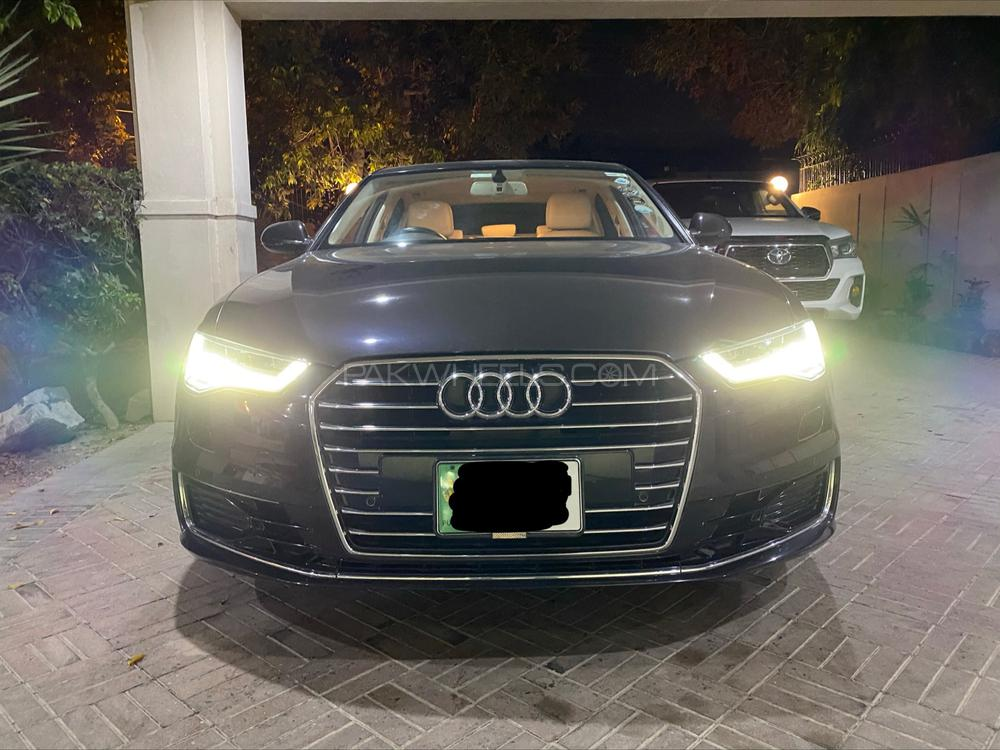 Audi A6 1.8 TFSI Business Class Edition 2016 Image-1