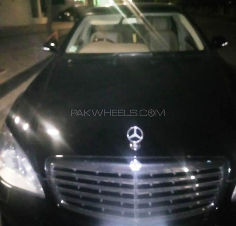 Mercedes Benz S Class S350 2006 Image-1