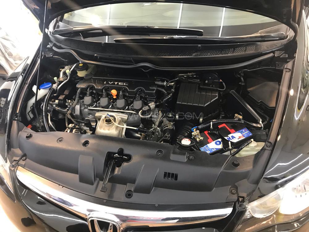 Honda Civic VTi Prosmatec 1.8 i-VTEC 2008 Image-1
