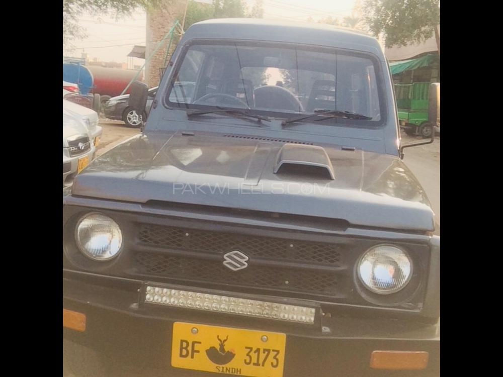 Suzuki Jimny 1994 Image-1