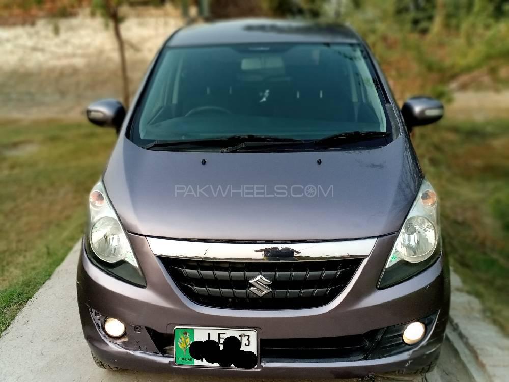 Suzuki Cervo G Limited 2008 Image-1