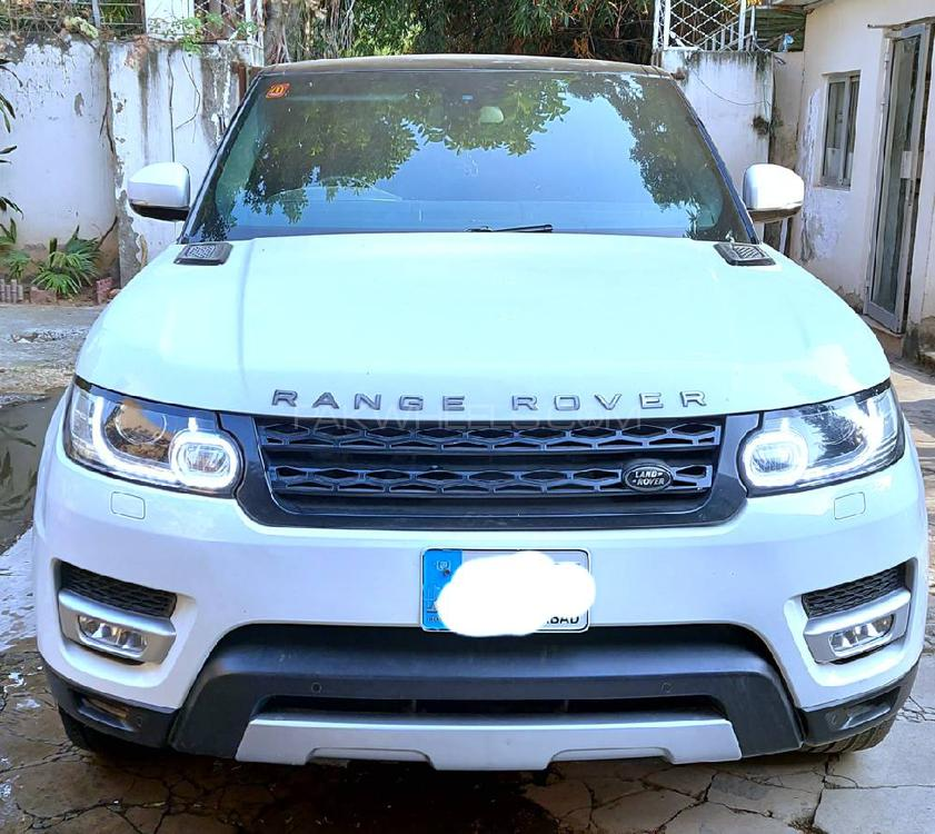 Range Rover Sport HSE 2014 Image-1