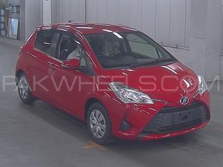 Toyota Vitz Jewela Smart Stop Package 1.0 2017 Image-1
