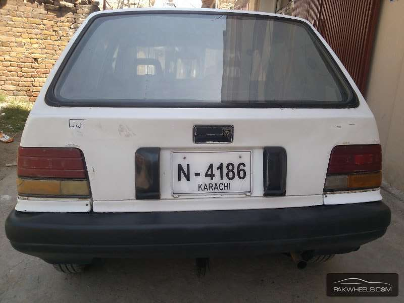 Suzuki Swift 1989 Image-5