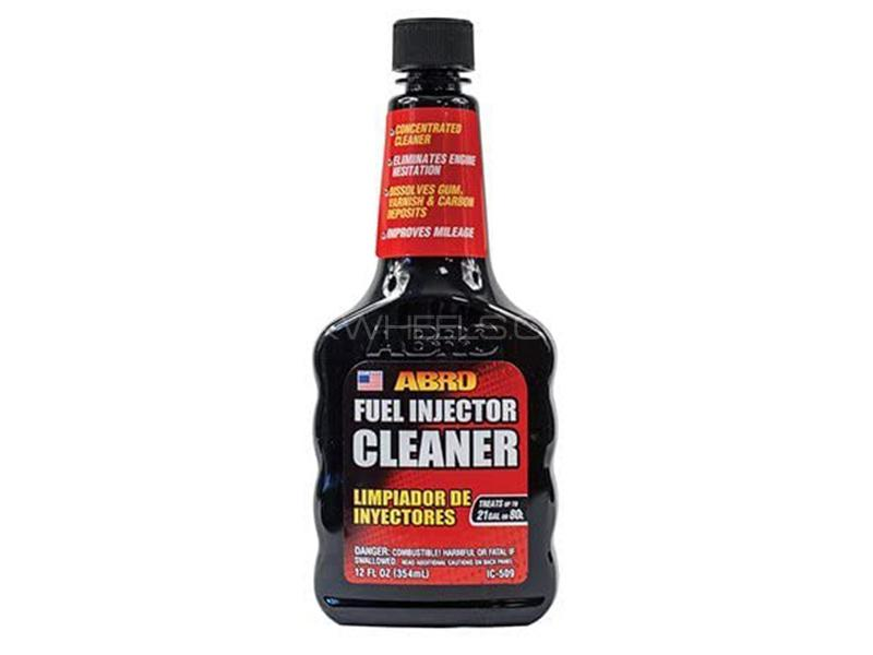 Abro Fuel Injector Cleaner - 354ml Image-1