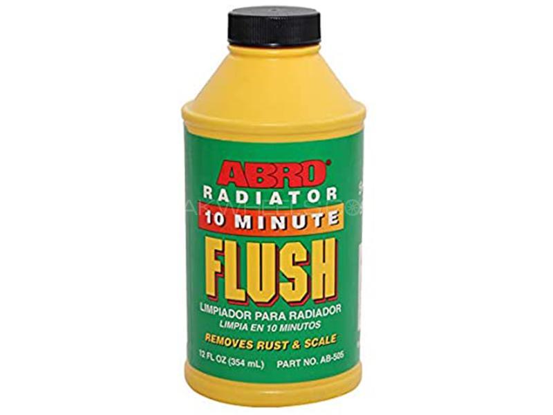 Abro Radiator Flush - 354ml Image-1