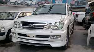 Used Lexus LX  Series  2004