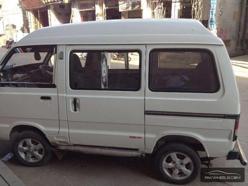 Suzuki Bolan DLX 2012 Image-1