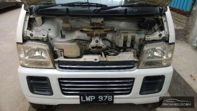 Suzuki Every Wagon Pz Turbo Special Specification