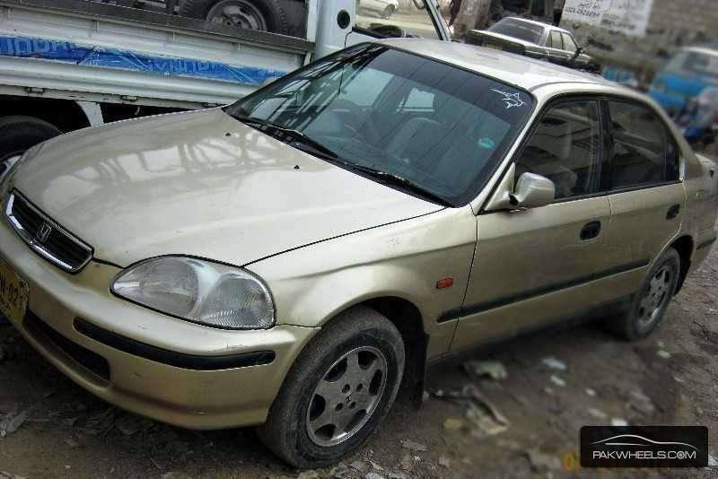 Automatic Honda Cars For Sale In Karachi