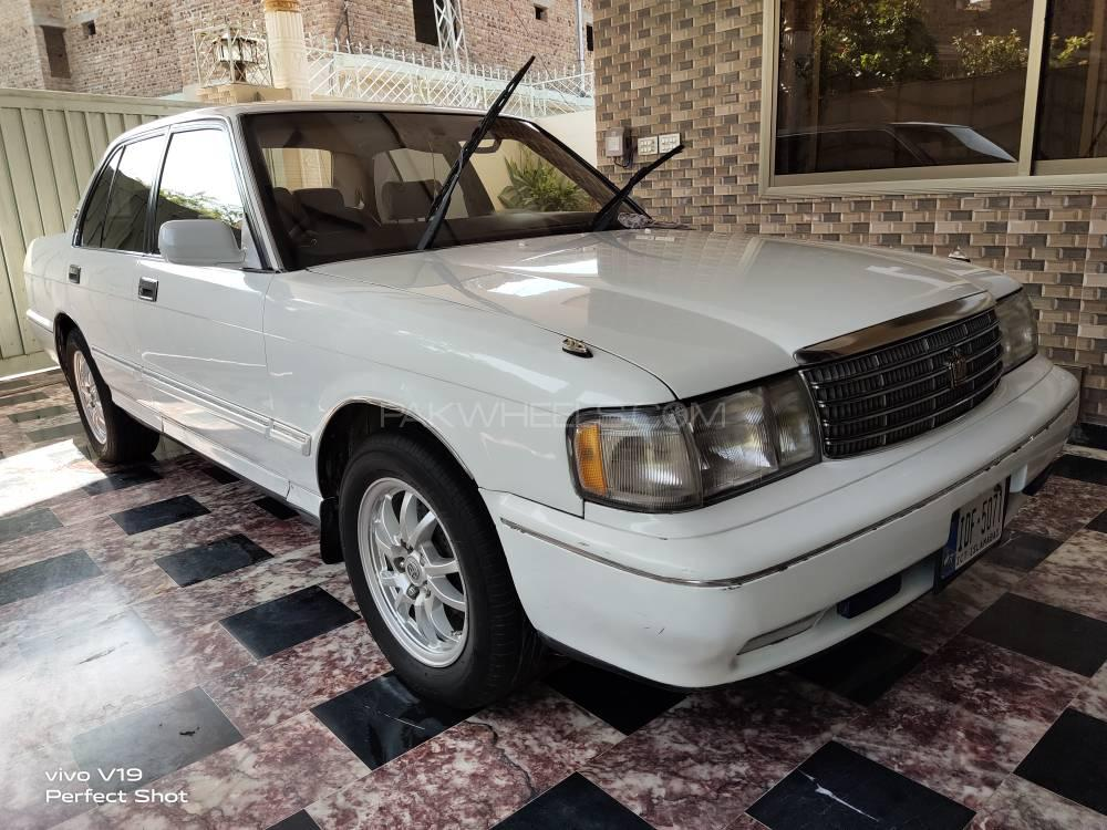 Toyota Crown Royal Saloon 1993 Image-1