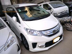 Used Honda Freed + Hybrid B 2012